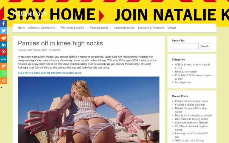 Nataliekash - top Best Porn Blog List