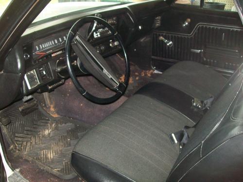1972 El Camino Ss Ford Van Home Furnishings Tools