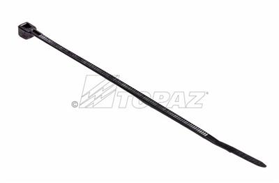 BT24175 Tensile Black Cable Tie 24