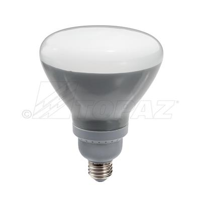 23W Dimmable Compact Fluorescent Lamp R40 4100K