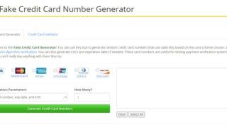 Get started and generate mastercard credit cards. 10 Fake Credit Card Number Generator Alternatives Top Best Alternatives