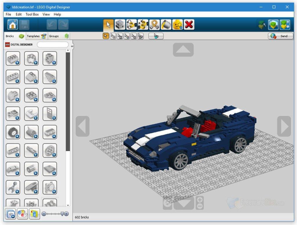 9 LEGO Digital Designer Alternatives & Similar Software – Top Best Alternatives