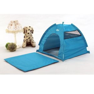 10. One-Touch Portable Folding Large Dog for Indoor