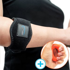 10. Witkeen Tennis Elbow Brace