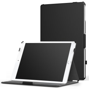 5. MoKo Case for iPad Air 2 - Slim-Fit Multi-angle Folio Cover Case