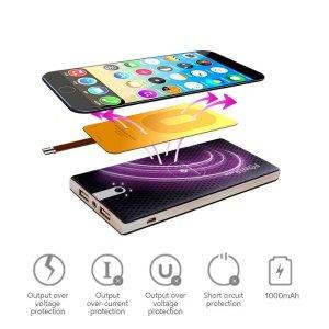 7. Qi iPhone Receiver Cloele Gen-3 Charging Receiver for iPhone 7 Plus