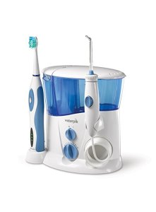 2. Waterpik Complete Care Sonic Electric Toothbrush