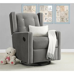 Revolving Chair For Baby Hanging Xl Top 10 Best Recliner Chairs Reviews Pro Reviw Relax Mikayla Swivel Gliding