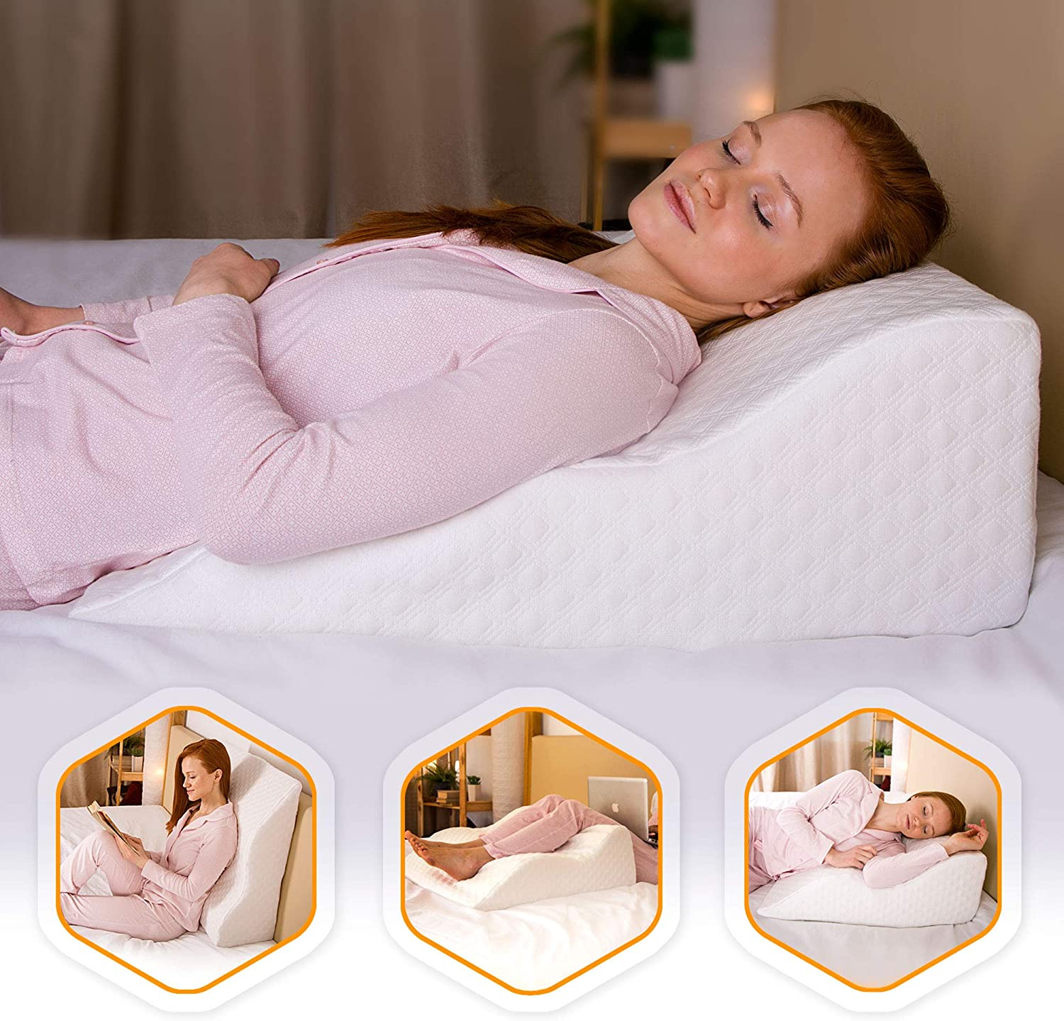 back wedge pillow in 2021 reviews
