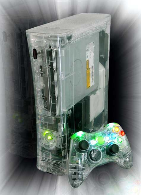 Diamond Xbox 360 Replacement Shell  Top Blog Posts
