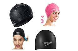 best swim cap, best swimming cap, waterproof swim cap, swimming cap