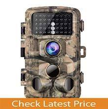 Compact Waterproof Hunting Scouting Camera