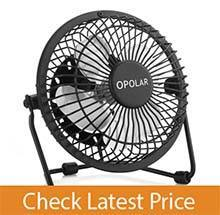 OPOLAR F401 Desk Fan