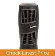 Lasko 4911 11.85-Inch Twist-Top Best Tower Fan