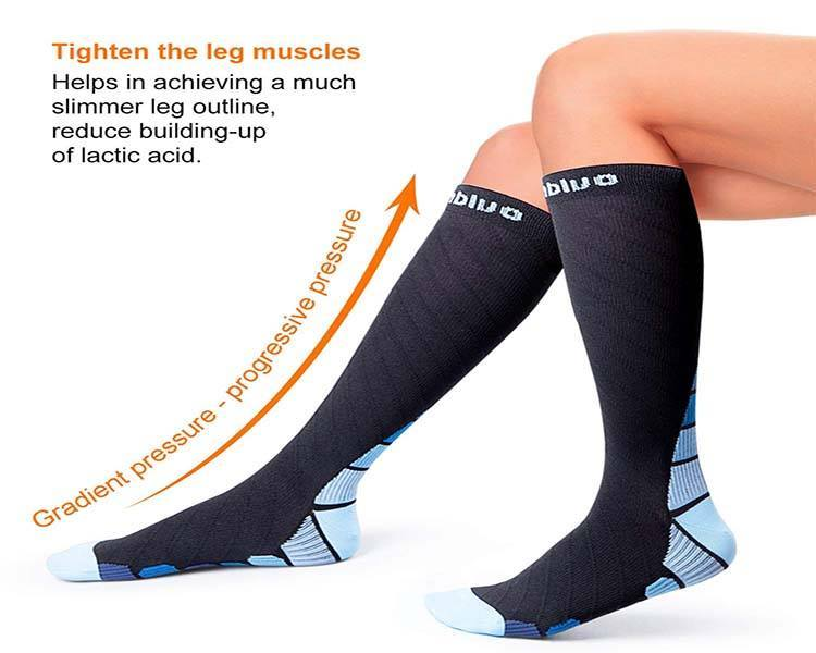 How to Choose Compression Socks for Work Boots