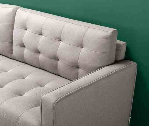 How to clean a fabric sofa with baking soda and vinegar