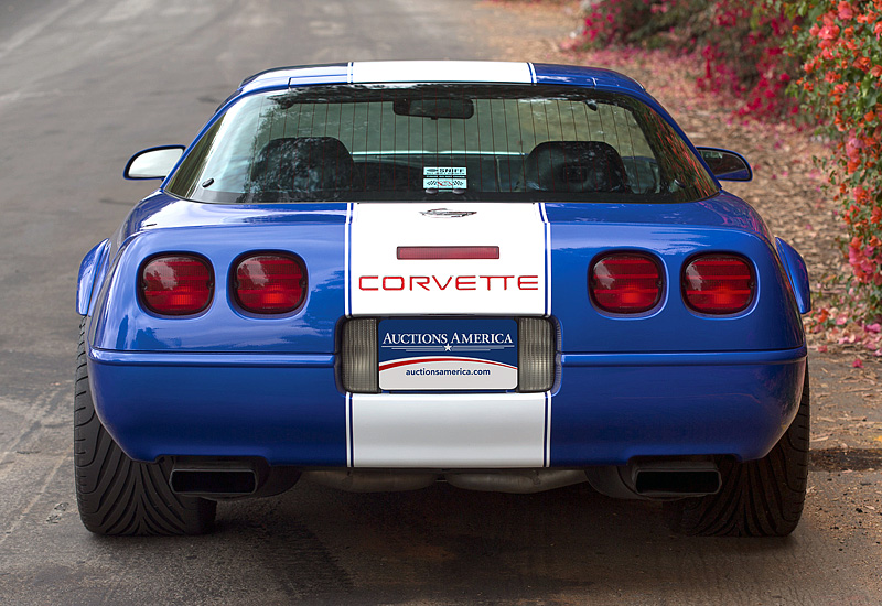 1996 Chevrolet Corvette Grand Sport Coupe C4