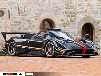 Pagani Zonda Revolucion 6 litre V12 AMG RWD 2013