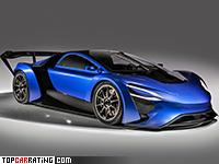 2015 Ats Wildtwelve Concept Torino Design Specifications Photo
