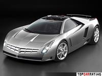 Cadillac Cien Concept 7.5 liter V12 RWD 2002