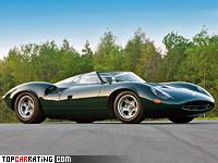 Jaguar XJ13 5 litre V12 RWD 1966