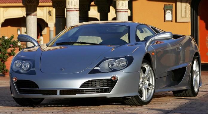 Арабские автомобили: Laraki Fulgura