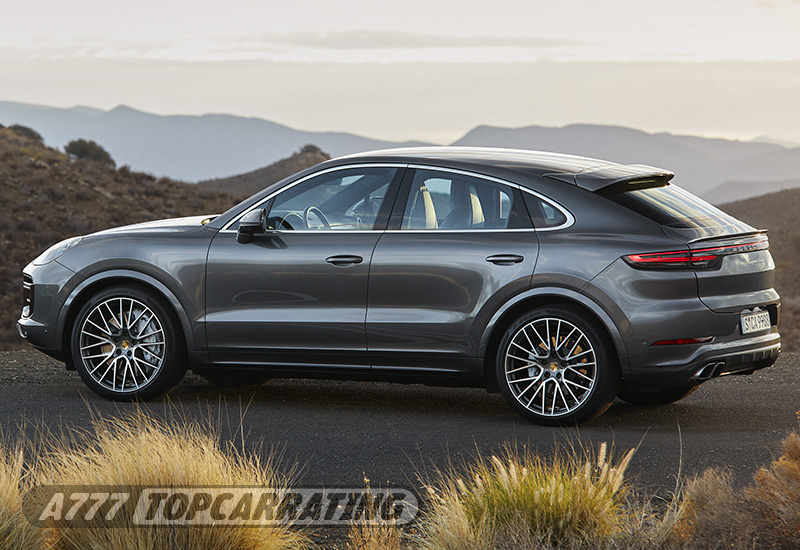 2019 Porsche Cayenne Coupe Turbo Specifications Photo