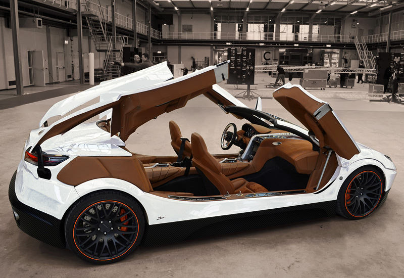 2009 Savage Rivale Roadyacht GTS Concept Specifications