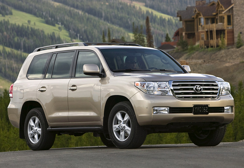 Toyota Land Cruiser V8 Hd Wallpapers 2007 Toyota Land Cruiser 200 V8 Specifications Photo