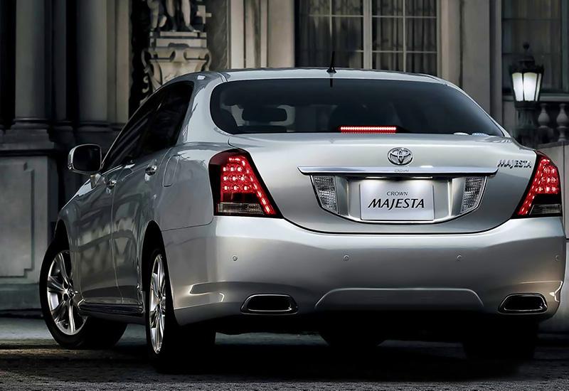 2009 Toyota Crown Majesta Specs Photo Price Rating