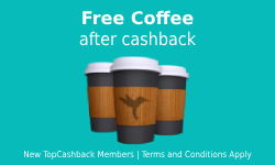 TopCashback New Member Deals