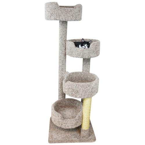Best Cat Tree $100-$200 - New Cat Condos Large Cat Tree Tower