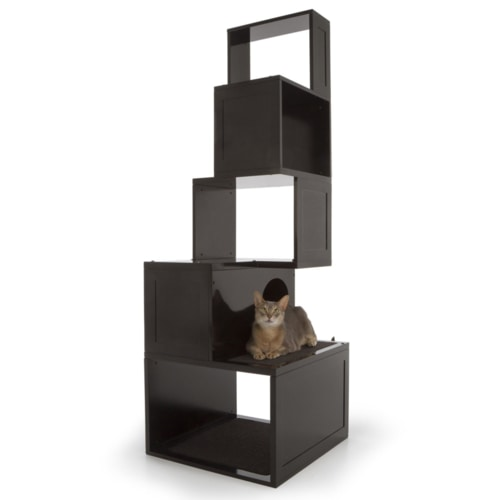 Best Cat Trees Above $200 - Sebastian Modern Cat Tree