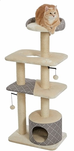Best Cat Tree For Large Cats - Mid West Cat Furniture