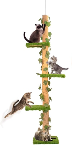 Best Cat Tree That Looks Like A Cat Tree - Downtown Pet Supply Deluxe Cat Tree