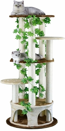 Best Cat Tree That Looks Like A Cat Tree - Go Pet Club Cat Tree Furniture