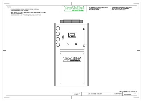 Air Cool Chiller Diagram - catalog 600 daikin mcquay ... Schematic Diagram Of Chiller on