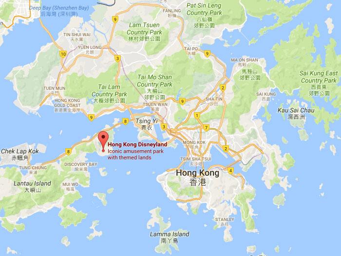 Hong Kong Disneyland Park: Opening Hour. Location & Travel Highlights