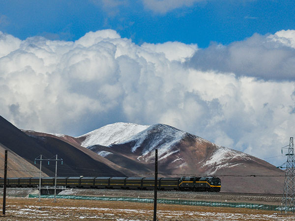 Tibet Train Tours, Tibet Train Travel, Tibet Railway Tour, Train to ...