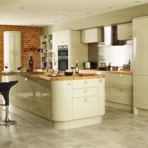 Discontinued Glendevon Flint Grey Kitchen From Howdens Joinery The Discontinued Glendevon Flint Grey Kitchen