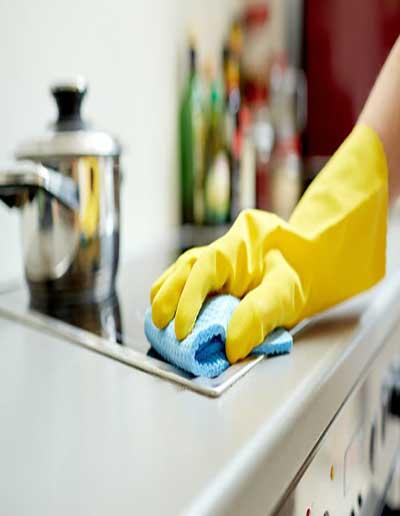 تنظيف-المطبخ