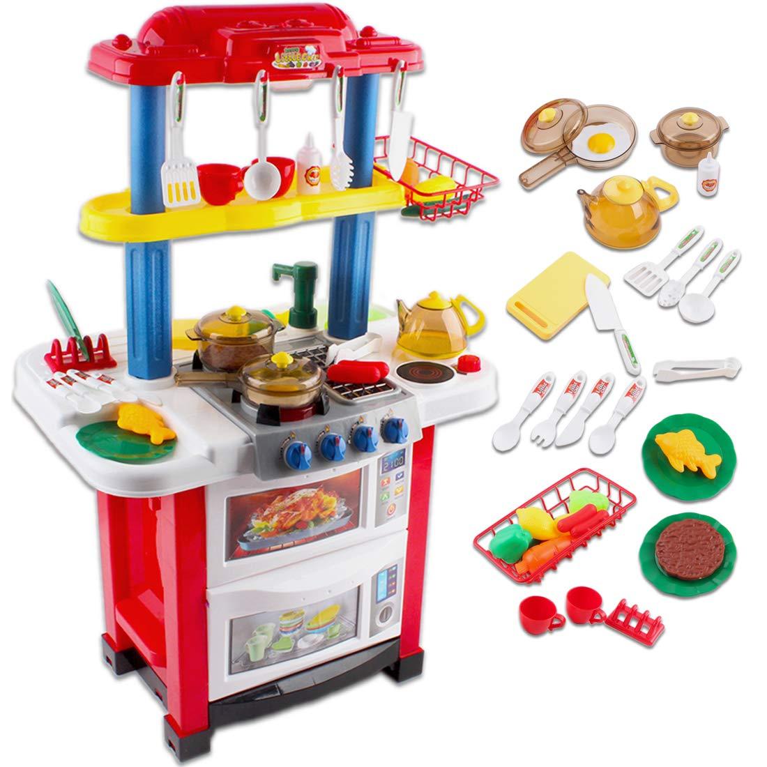 Cocinas de juguete para pequeos masterchefs  TopComparativas