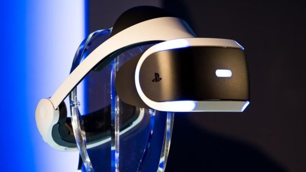 gafas Project Morpheus