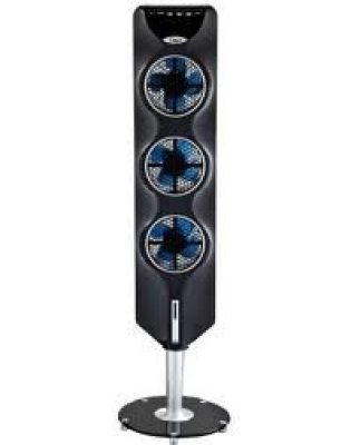 Ozeri 3x Tower Fan with Passive Noise Reduction review