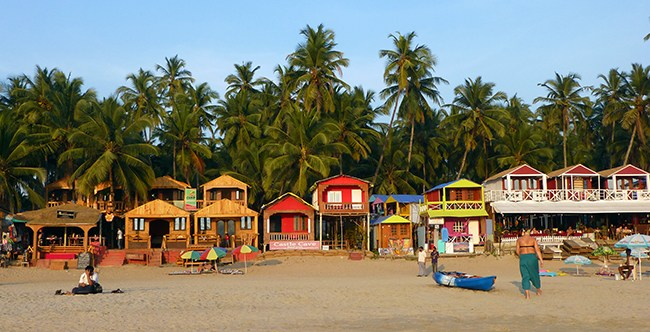 Palolem Beach, Goa