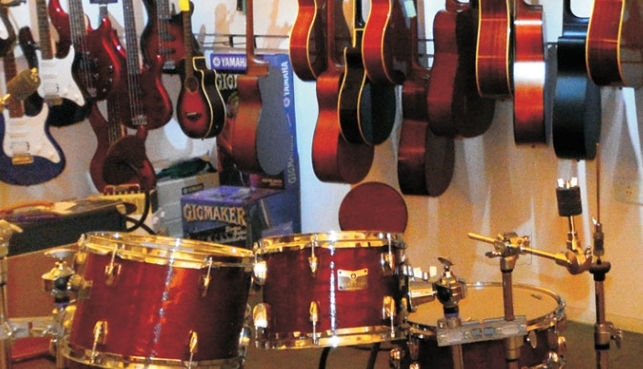Mussee Musical store