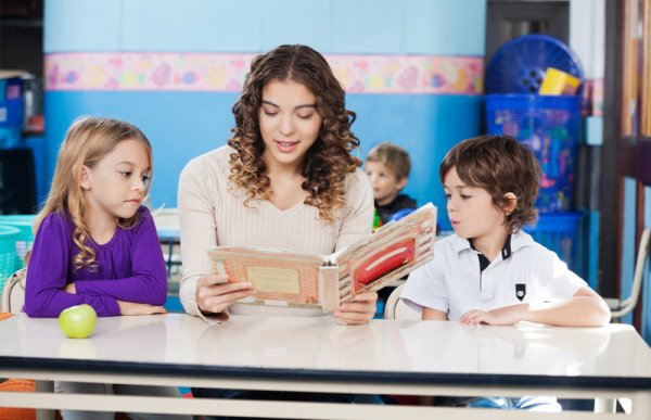 What is the average salary of a day care teacher in
