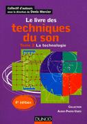 Le livre des techniques du son - T 2