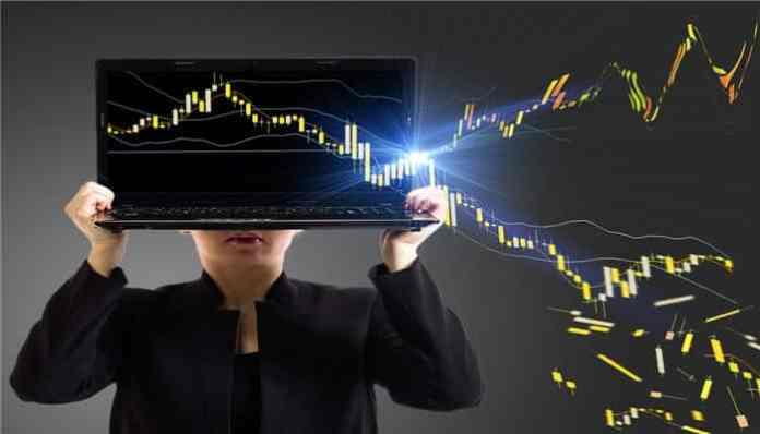 MACD indicator divergence trading strategy