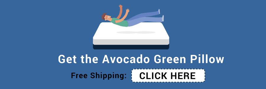 avocado green pillow review 100
